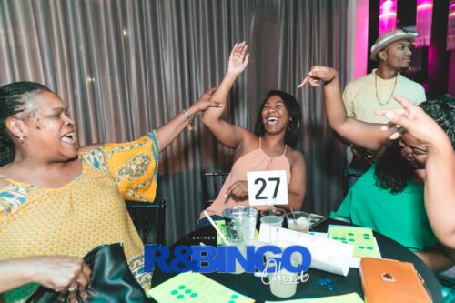 T.Gaines Ent | Ramp;Bingo at the Mezz
